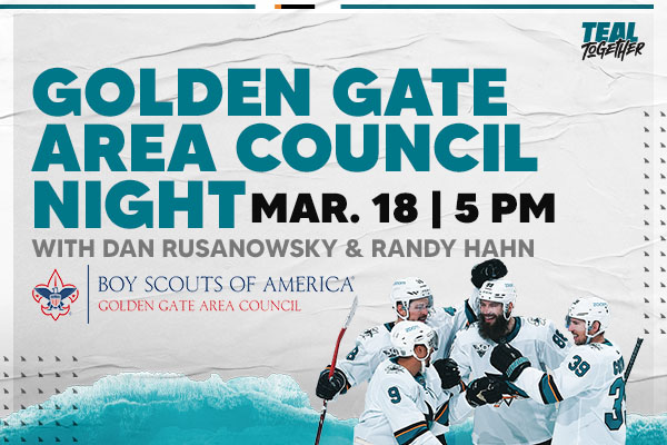 Sharks Scouts' night