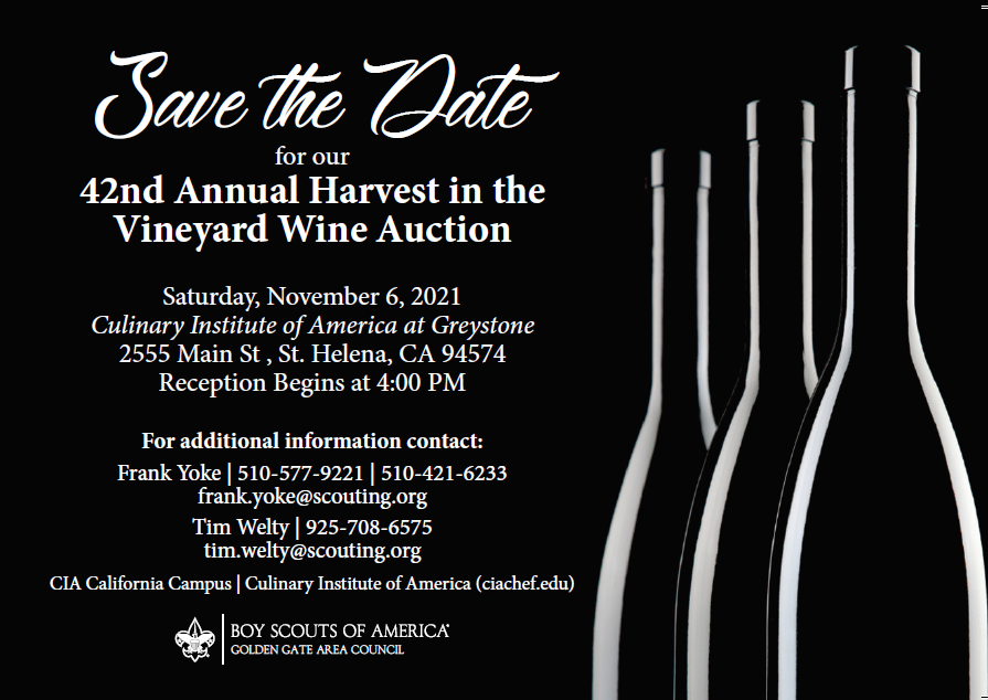 Harvest in the Vineyard promotional grahic